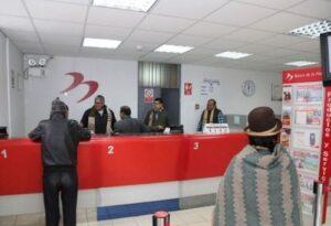 Roban 12 mil soles de agencia bancaria en el Cercado sin hacerse notar
