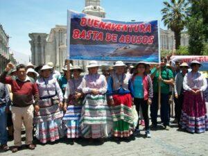 VIDEO. En Caylloma enjuician a minera Buenaventura por adueñarse de terrenos
