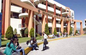VIDEO. Ex catedrático de la UCSM denuncia a actual rector por plagio en tesis