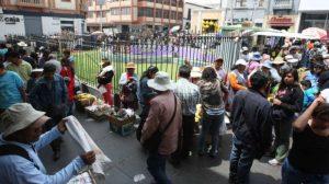Anuncian que 500 serenos impedirán comercio ambulatorio en fiestas