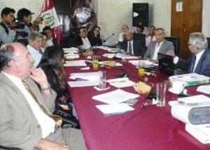 Consejo Regional acusa de corrupción al gerente del ARMA