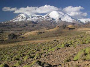 Nevado Coropuna perdió 47% de nieve en su cumbre por cambio climático