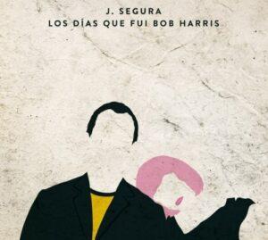 """Presentación del poemario """"Los días que fui Bob Harris"""" de Jhonatan Segura"""
