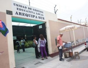 Retirarán a funcionarios de la UGEL Sur acusados de adulterar gastos