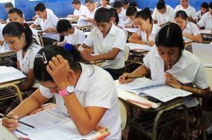 Repetirán el año escolar 10 mil 350 alumnos en la región Arequipa