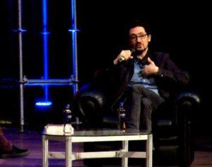HAY. David Foenkinos, escritor francés, habla sobre su labor creativa (VIDEO)
