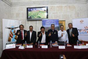 """Primer Geoparque del Perú """"Colca y Volcanes de Andagua"""" ante la Unesco"""