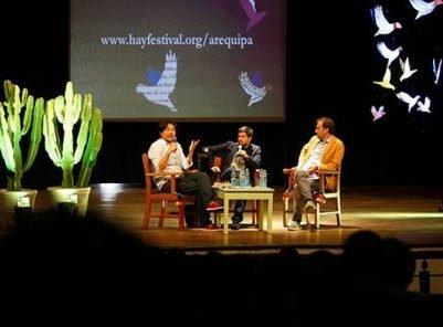 Reflejos del Hay Festival Arequipa