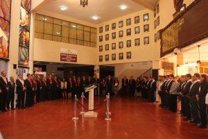 Presidente del Poder Judicial inaugura nuevas instalaciones en Corte de Arequipa