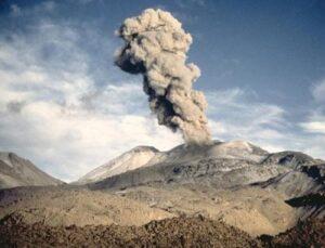 Preocupación ante posible llegada de cenizas del Sabancaya a Arequipa