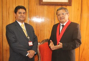 Zamalloa insiste en necesidad de crear un Juzgado Anticorrupción en Arequipa