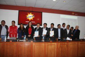 Gobierno Regional presentó proyecto de seguridad ciudadana para Arequipa