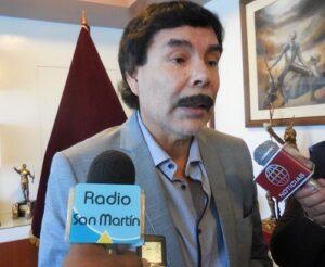 Alcalde provincial exige al gobierno gas natural para Arequipa