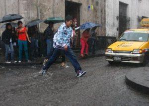 Senamhi anuncia presencia de lluvias en rregión Arequipa hasta finales de marzo