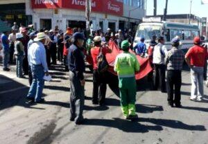 Pobladores desalojados por GRA denunciaron manipulación en expedientes