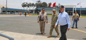 Presidente Kuczynski ya se encuentra rumbo a Arequipa para visita de dos días