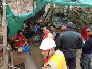 Gerente de Minas en Caravelí: «Ya no hay esperanzas de hallarlos con vida»
