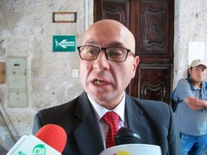 """VIDEO. Gerente del ARMA: """"La lluvia ha reducido la difusión de gases del Sabancaya"""""""