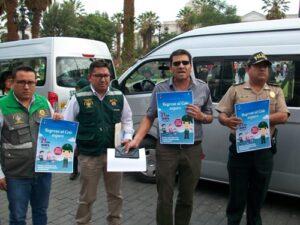 VIDEO. Gerente MPA: Queremos erradicar las combis de servicio público