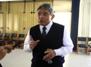 Fiscal tiene plazo hasta el jueves para formalizar denuncia contra Guillén