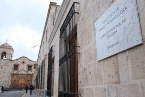 Biblioteca Mario Vargas Llosa de Arequipa recibirá cuarta entrega de libros