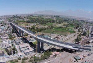 Nueva procuradora anti corrupción en puente Chilina y vía Arequipa-La Joya