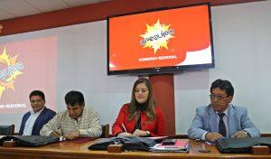 GRA e INEI suscriben convenio para losCensosNacionales XII de población y VII de Vivienda 2017