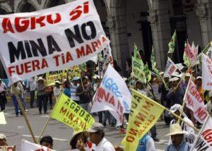 Ministerio de Energía y Minas espera que Tía María se ejecute el 2019