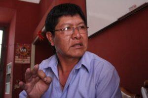 VIDEO. La FDTA cambiará después de 12 años al secretario general Gerónimo López
