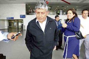 Guillén guarda cautela a la espera de notificación de denuncia