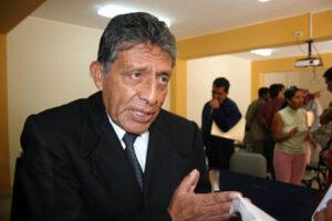 De no estar en la tercera edad, pedido de prisión para Guillén sería mayor