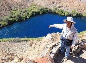 VIDEO. Denuncian ANA por favorecer hidroeléctrica en laguna Mamacocha
