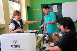 Diez movimientos regionales tienen inscripción vigente para postular en elecciones