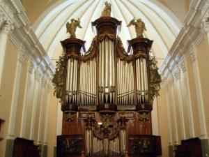 Órgano de la Catedral volverá a sonar de la mano de Hugo Cueto