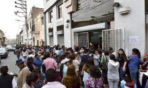 Municipalidad: Terrenos no son solo para nacidos sino votantes de Arequipa