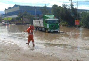 GRA exhorta a Covisur mantener sin inundaciones variante de  Uchumayo