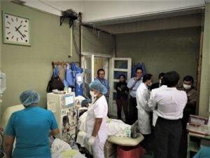 Tras inspección encuentran insumos médicos vencidos en el hospital Honorio Delgado