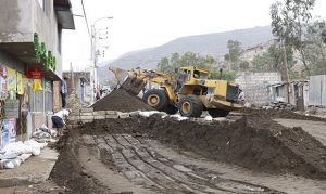 Aumentan crédito suplementario para 49 distritos en emergencia por lluvias
