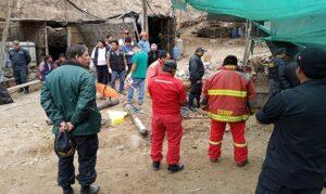 Familiares de mineros de Acarí piden a las autoridades no dejar de buscar cuerpos