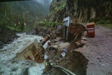 ACT. Seis muertos y 27 heridos es el saldo de la temporada de lluvias en Arequipa