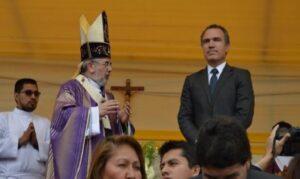 VIDEO. Ministro Salvador de Solar rechazó pedido de arzobispo Javier del Río sobre currícula