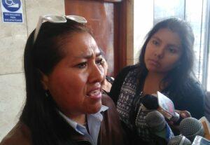 Enfrentamientos en el Sutep acabaron en Comisaría de Palacio Viejo