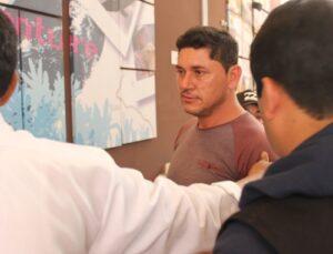 Policía captura a extorsionador colombiano en KFC de calle Mercaderes