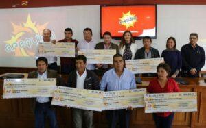 GRA entrega recursos a distritos para reparar daños por lluvias