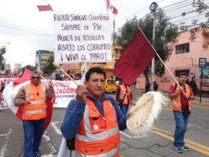 VIDEO. Denuncian a Cerro Verde por amenazar a trabajadores en huelga con despido