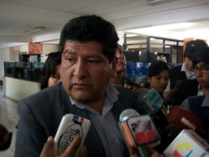 Alcalde Paucarpata: No sé por qué Contraloría inhabilitó a gerente municipal
