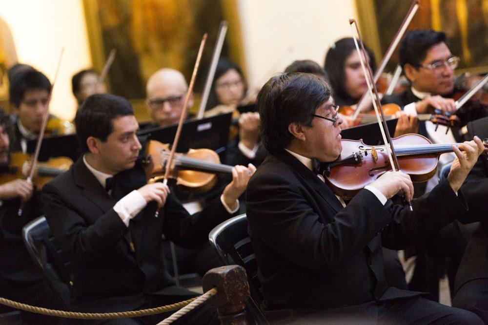 Orquesta Sinfónica de Arequipa 1