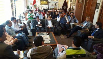 Elecciones 2018. Doce nuevos alcaldes en Arequipa por licencia de titulares
