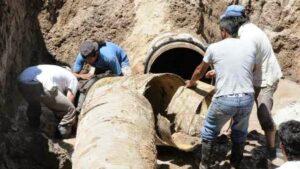 ACT. Restitución de agua potable en toda la ciudad se efectivizará el lunes