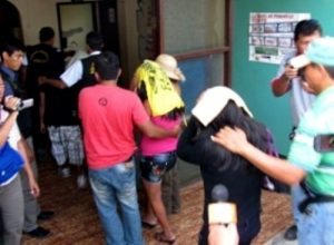 Proxenetismo entre escolares de Arequipa que se descubrió cuando una menor fue acuchillada